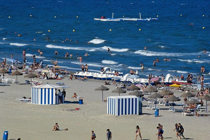 Пляжи Валенсии (города Испании)