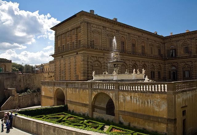 Палаццо Питти (Флоренция, Италия)