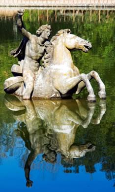 Сады Боболи (Флоренция, Италия)