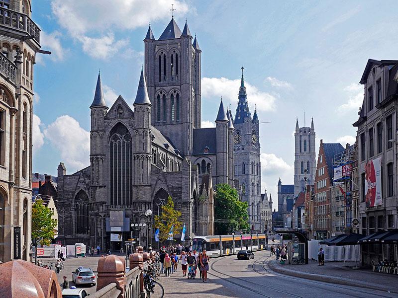 Однодневные экскурсии в Брюсселе: Гент, Бельгия