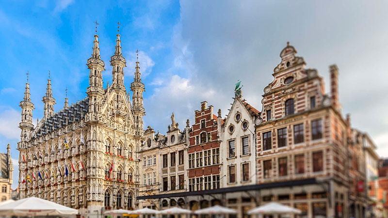 Однодневные поездки из Брюсселя: Лёвен, Бельгия