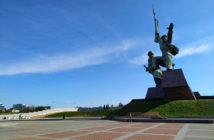 Памятники Севастополя: Солдат и матрос